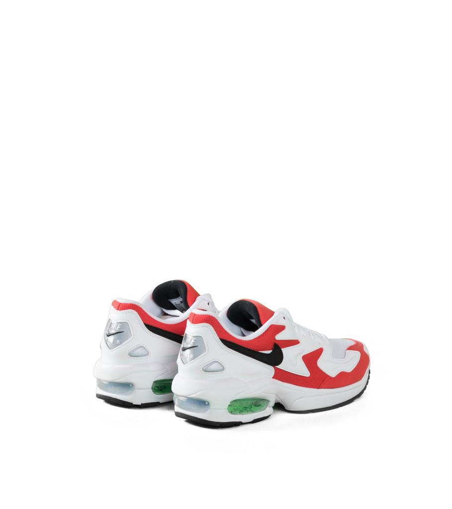 "Nike Air Max 2 Light ""Habanero Red"""