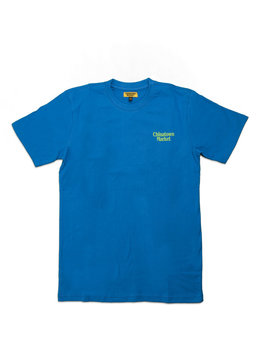 """Chinatown Market Call My Lawyer Tee """"Blue/Green"""""""