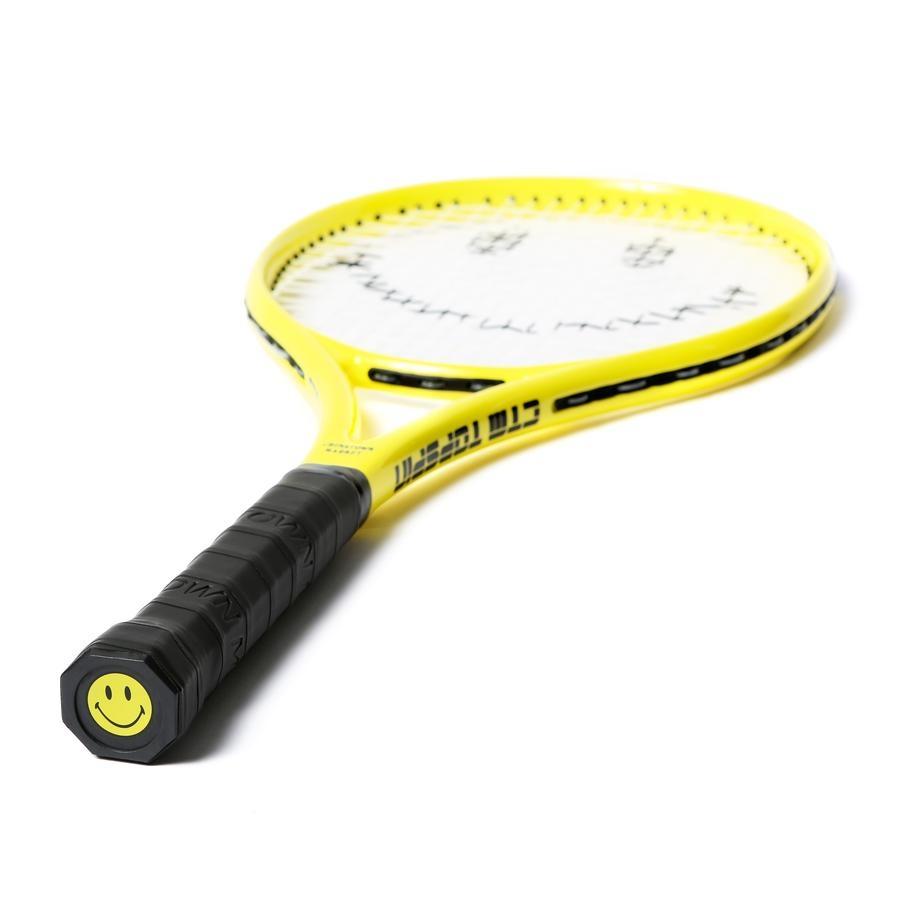 Chinatown Market Smiley Tennis Racket