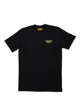 "Chinatown Market Call My Lawyer Rainbow Tee ""Black"""