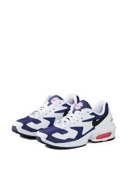 "Nike Air Max 2 Light ""White/Purple-Pink"""