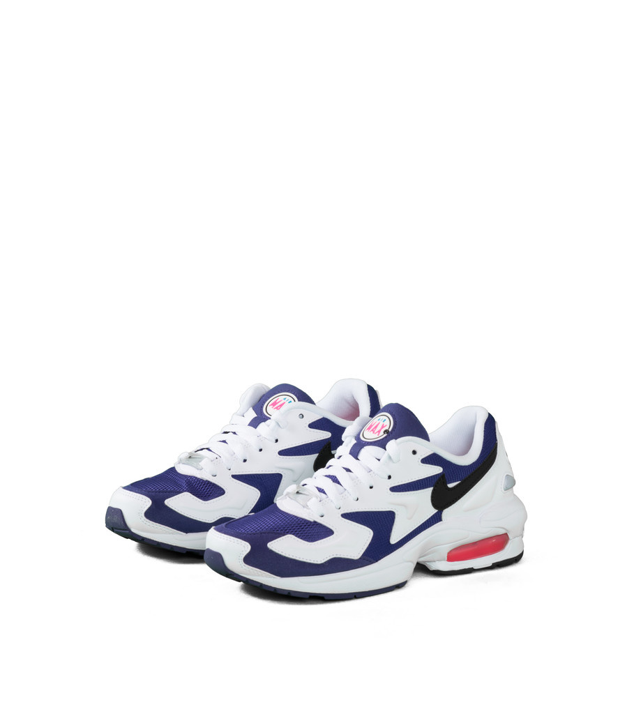 "Nike Air Max 2 Light ""White/Purple-Pink"""