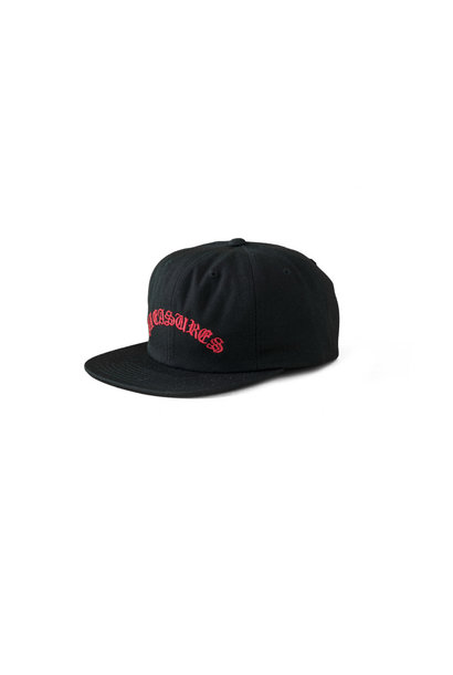 "Old E Snapback Hat ""Black"""