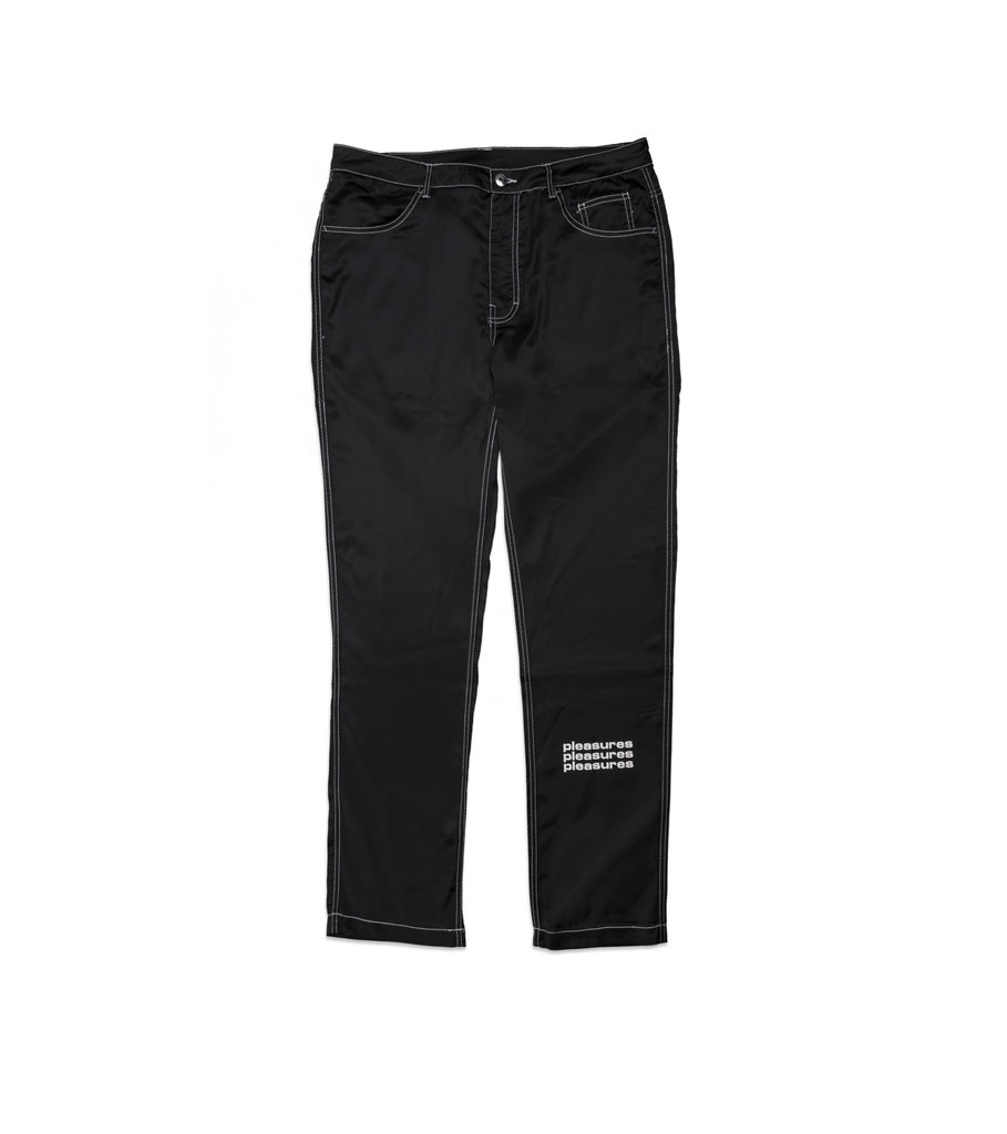 "Pleasures Blaze Chino Pant ""Black"""
