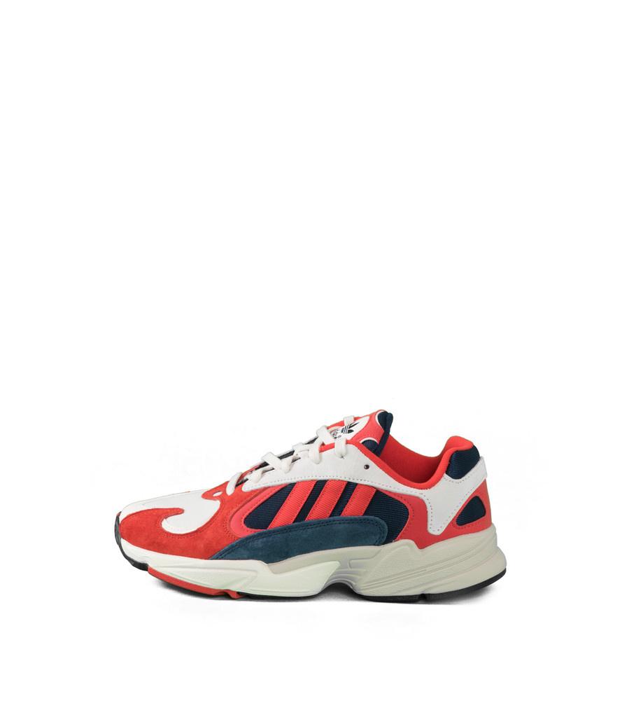 "adidas Yung-1 ""White/Black/Navy"""
