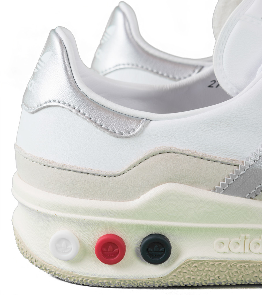 "adidas Galaxy Spezial ""White/Silver"""