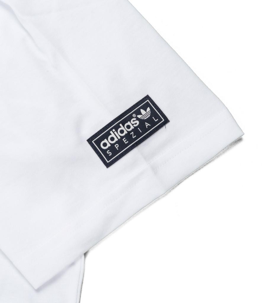 """adidas Spezial Mod Trefoil Tee """"White"""""""