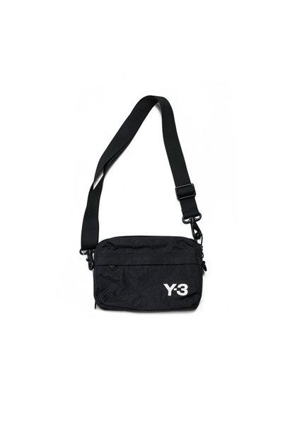 """Y-3 Sling Bag """"Black"""""""
