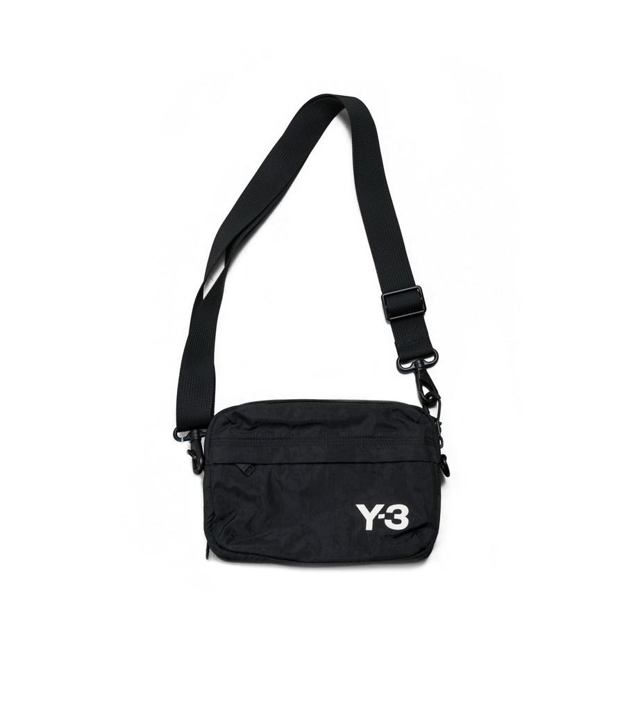 """Y-3 Sling Bag """"Black""""-1"""