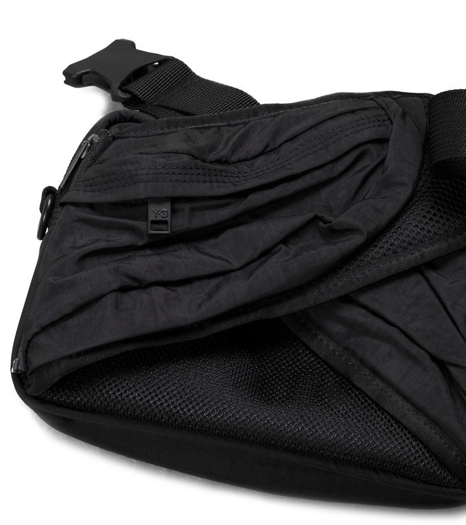 """Y-3 Sling Bag """"Black""""-5"""