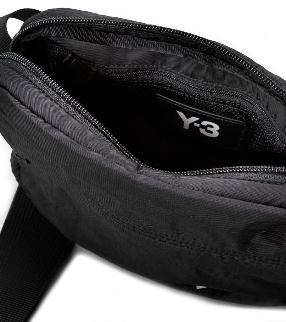 """Y-3 Sling Bag """"Black""""-6"""
