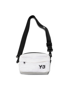 "adidas Y-3 Sling Bag ""Off White"""