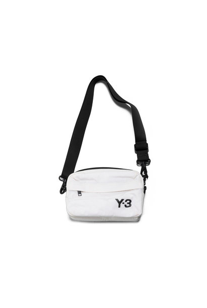 "Y-3 Sling Bag ""Off White"""