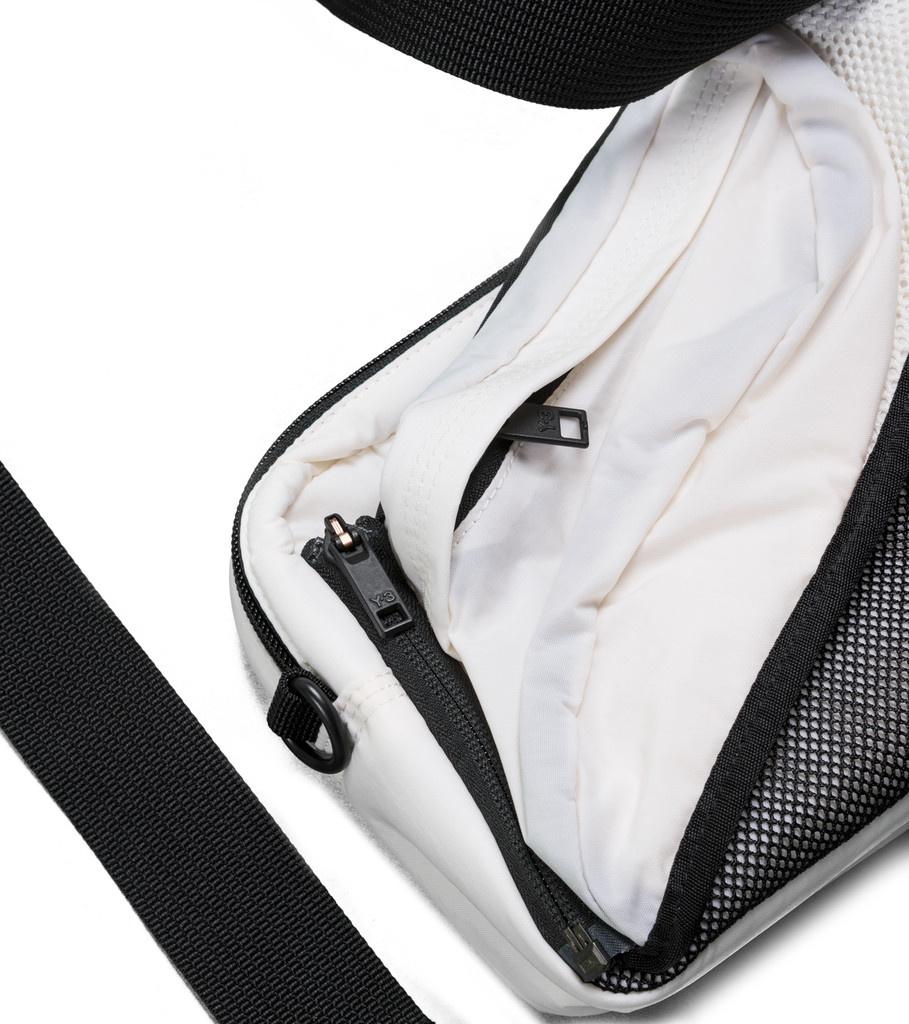 "adidas Y-3 Sling Bag ""Off White"""