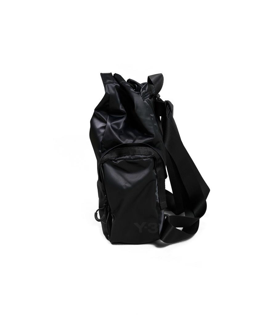 "Y-3 Mini Backpack ""Black""-4"