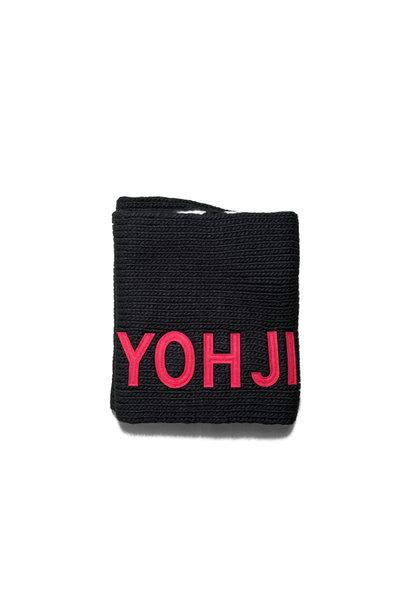 """Y-3 Yohji Scarf """"Black"""""""