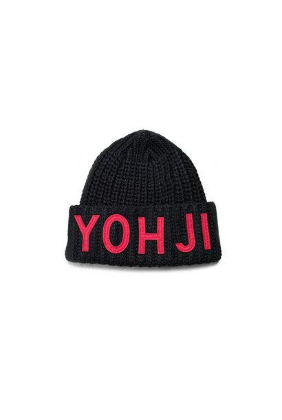 """Y-3 Yohji Beanie """"Black"""""""