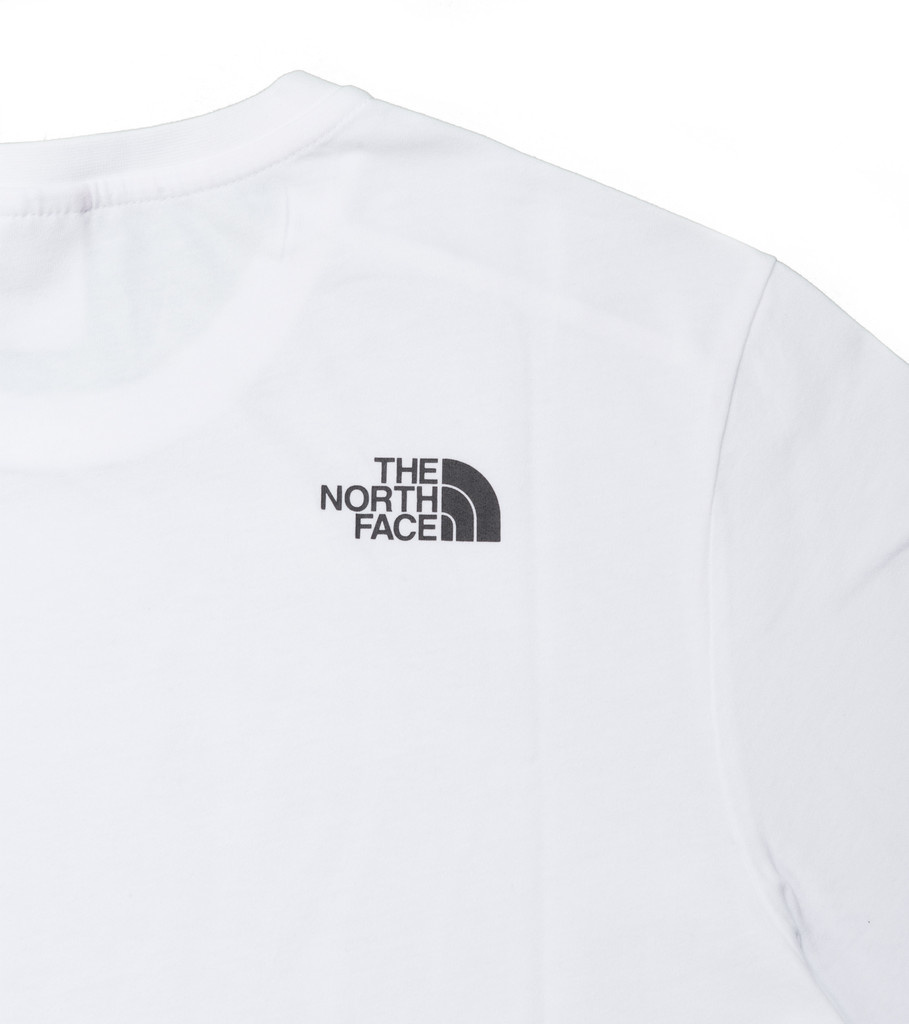 "The North Face Fine Alpine Equipment Tee ""Black/White Reflective"""