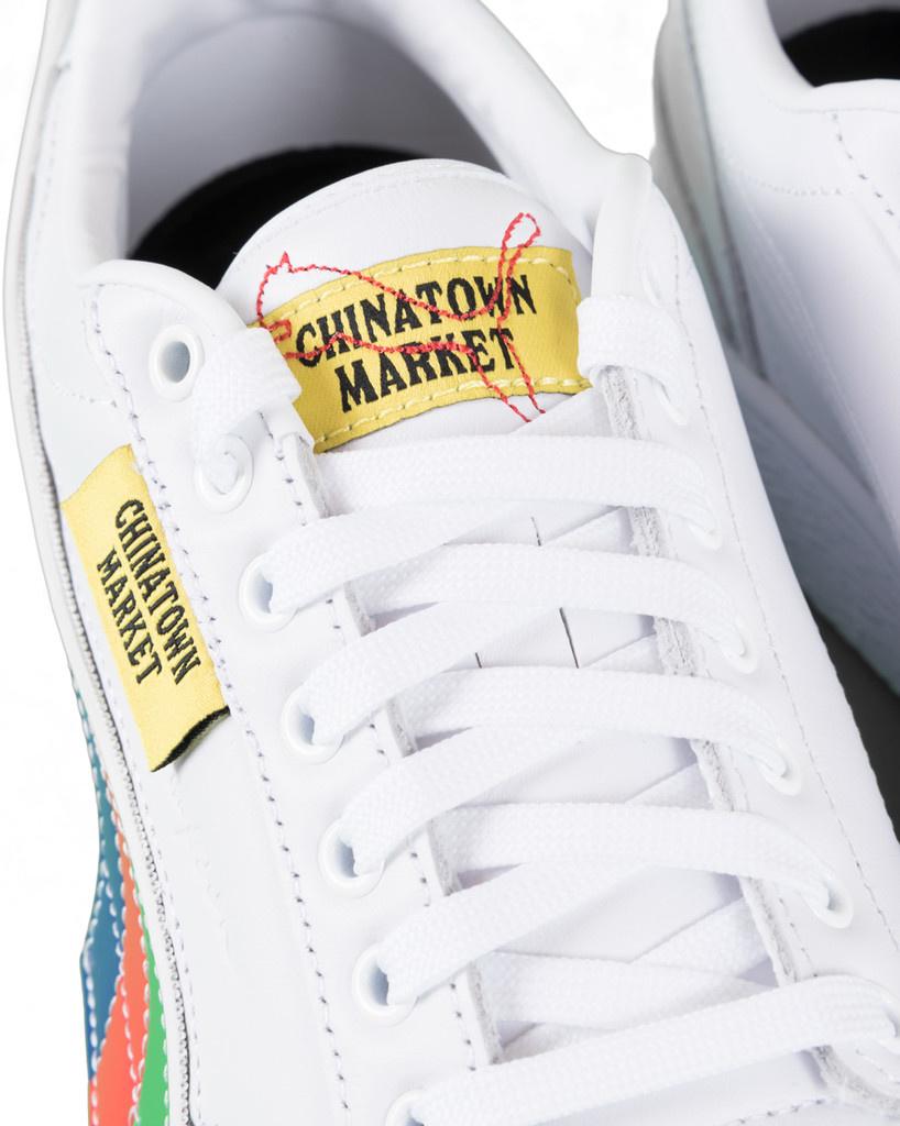 "Puma R. Sampson Low X Chinatown Market ""Puma White"""