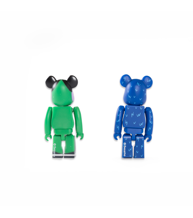 """Count Von Count & Groever 100% Be@rbrick """"Mix""""-3"""