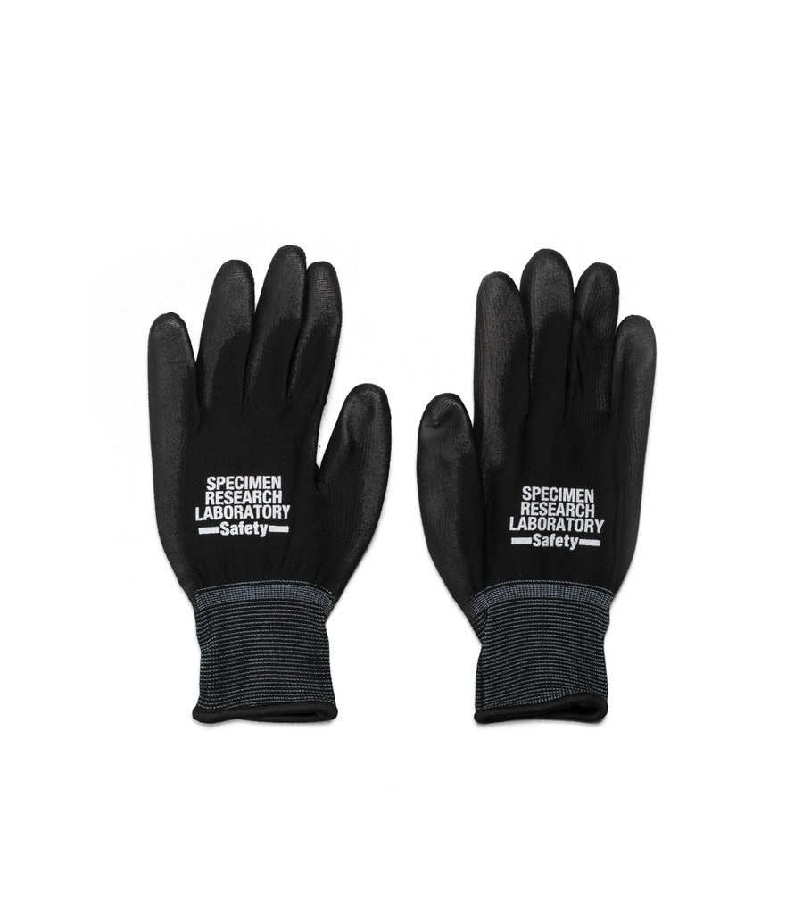 "Neighborhood SRL Glove Set ""Black"""