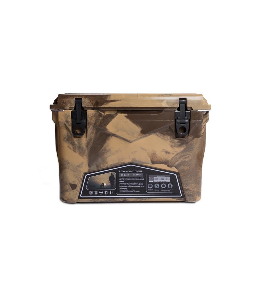 "Neighborhood NHIC 35QT (33L) Cooler Box ""Camouflage"""