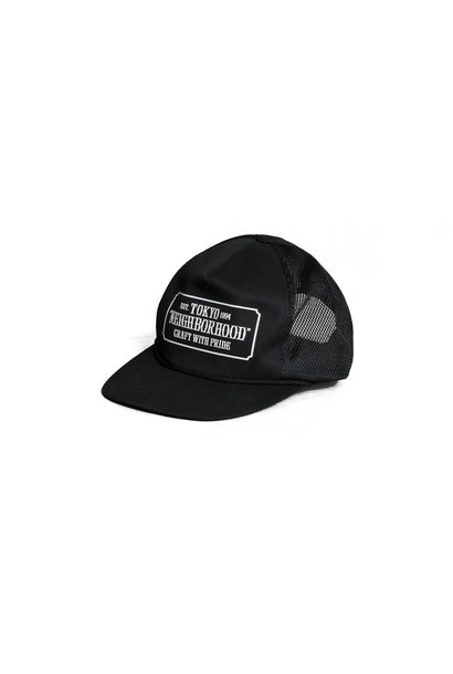 "WP Trucker Cap ""Black"""