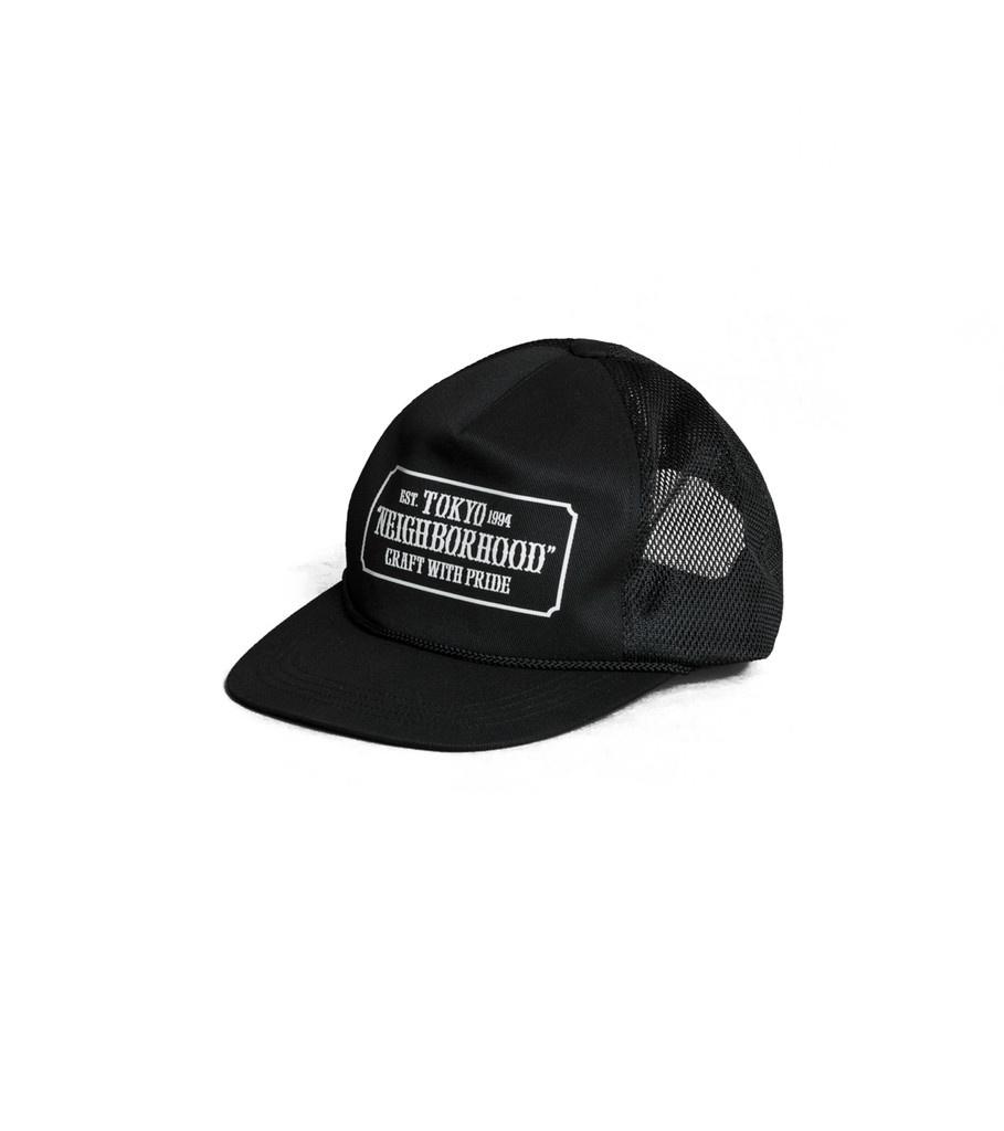 """Neighborhood WP Trucker Cap """"Black"""""""