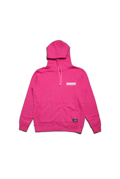 "Classic-S Hoodie ""Pink"""