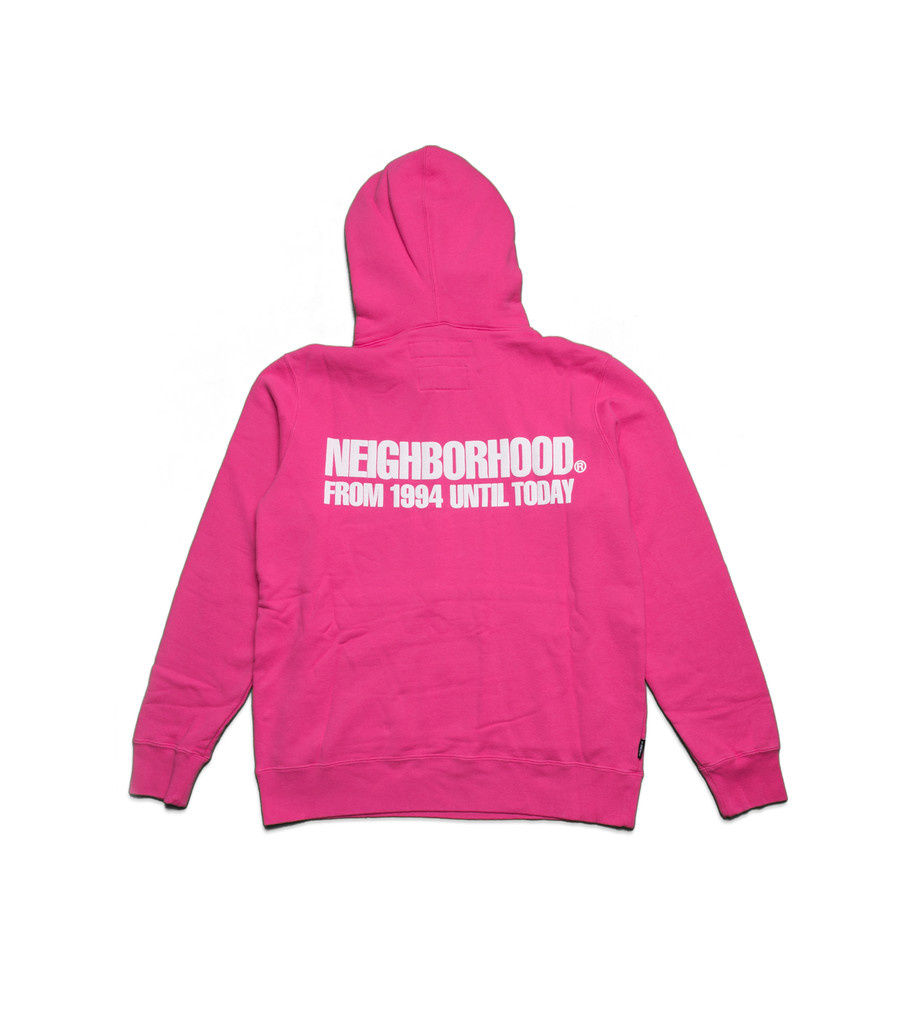 """Classic-S Hooded """"Pink""""-2"""