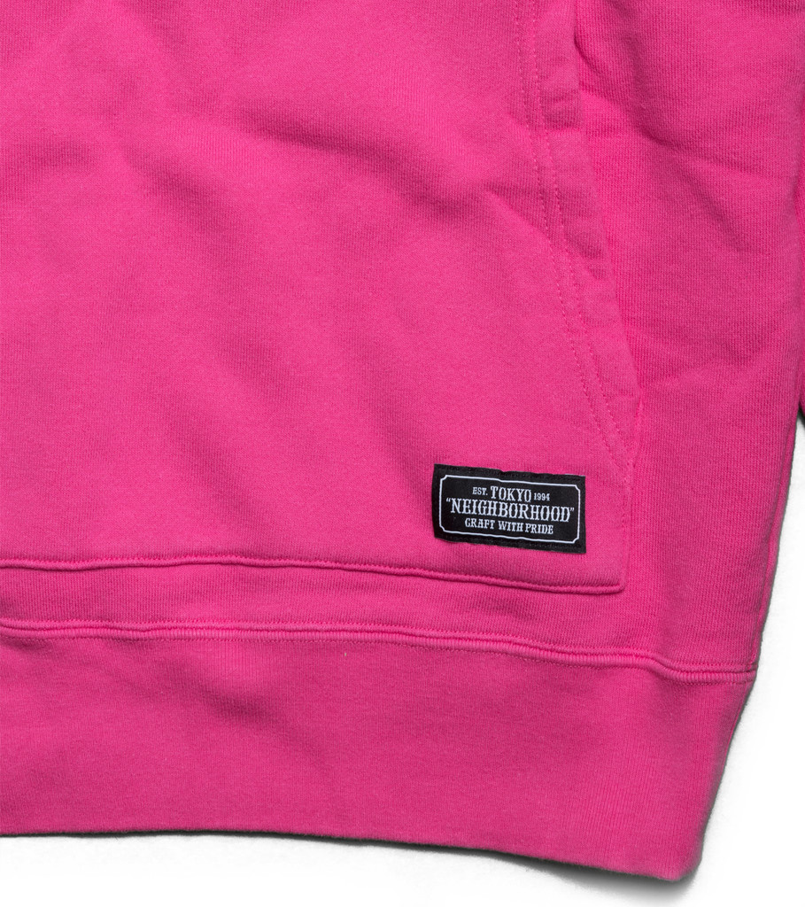 """Classic-S Hooded """"Pink""""-4"""
