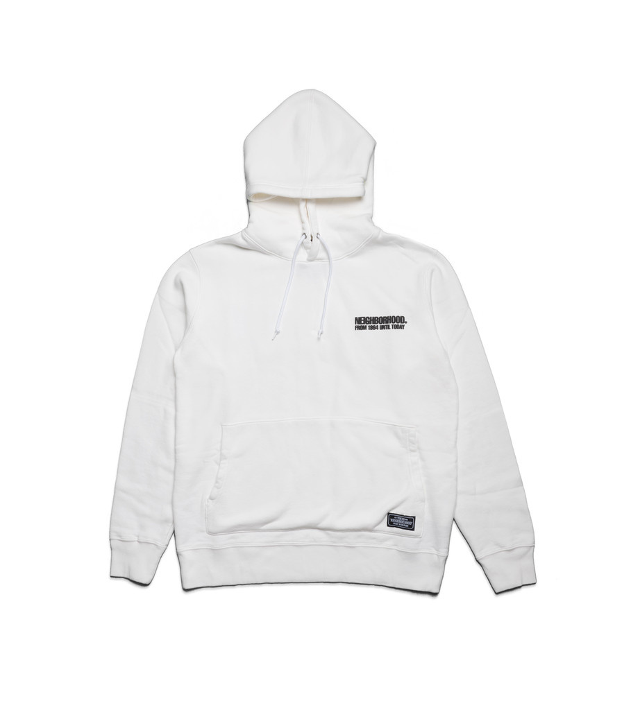 """Classic-S Hooded """"White""""-1"""