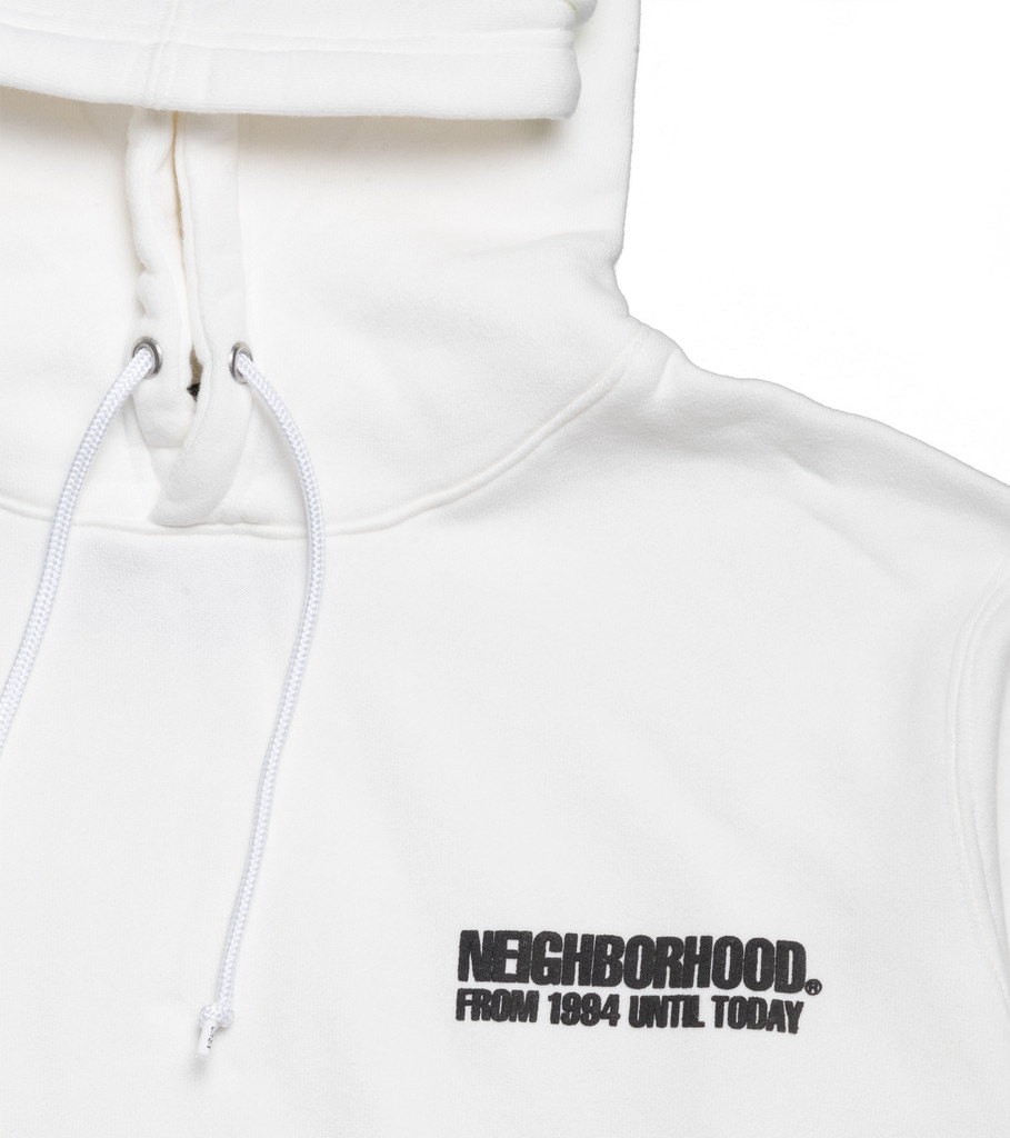 """Classic-S Hooded """"White""""-3"""