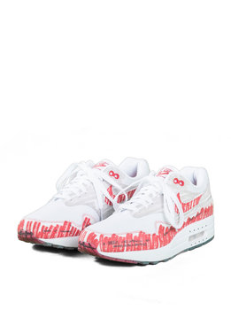 "Nike Air Max 1 Sketch To Shelf ""White/University Red"""