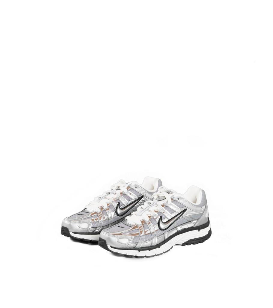 "Nike P-6000 ""Metallic Silver/Sail"""