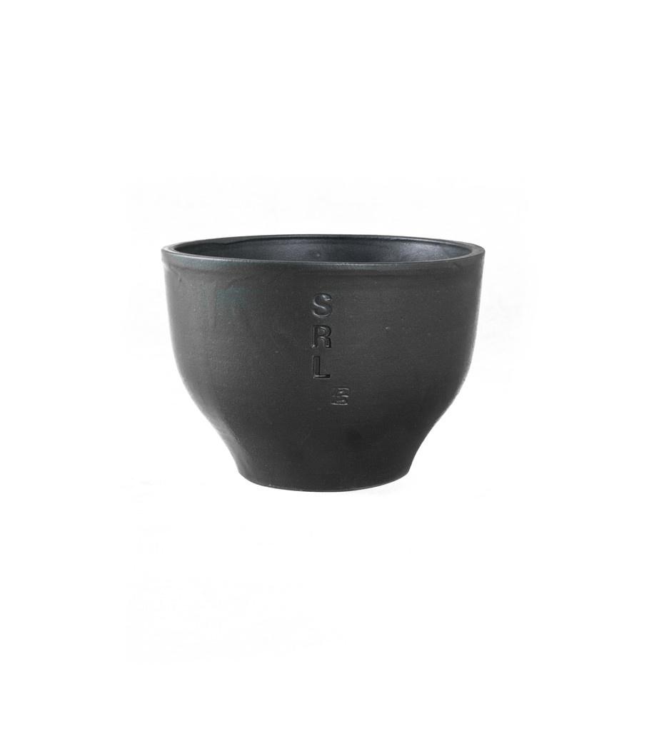 "Neighborhood SRL 1 Plant Pot ""Black"" (Large)"