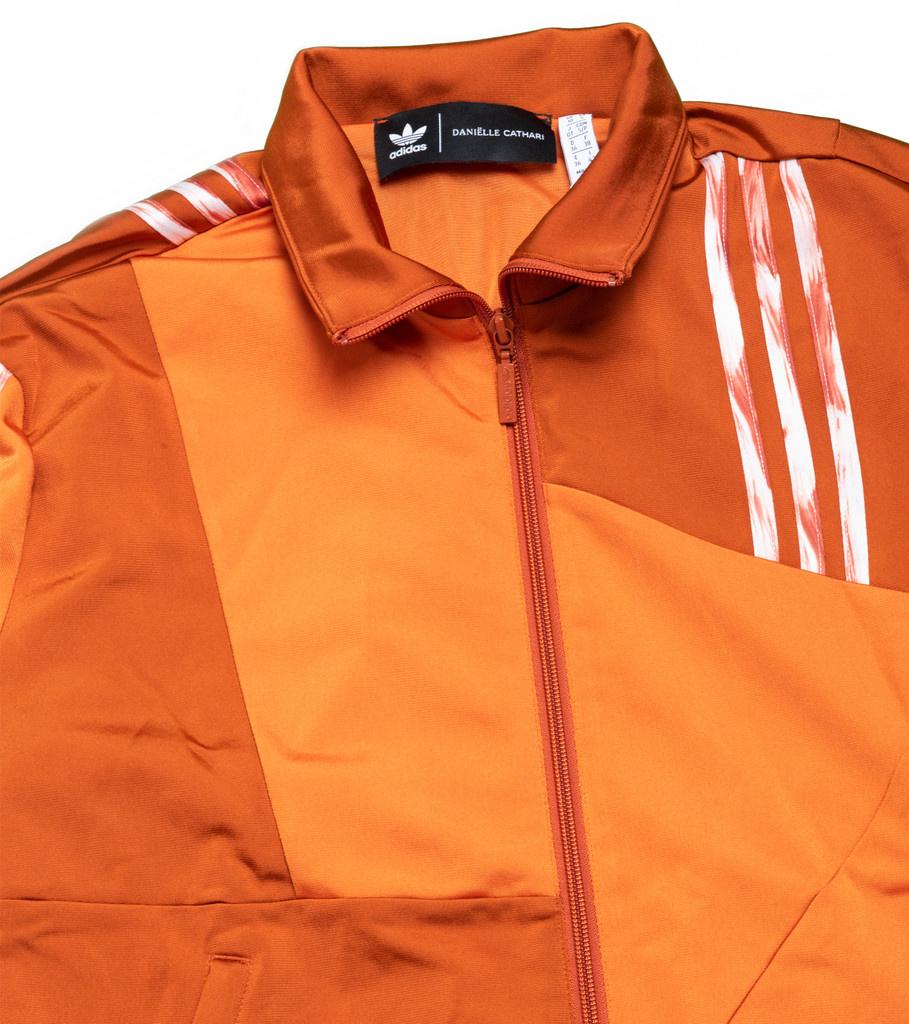 "adidas Danielle Cathari Track Jacket ""Fox Red"""