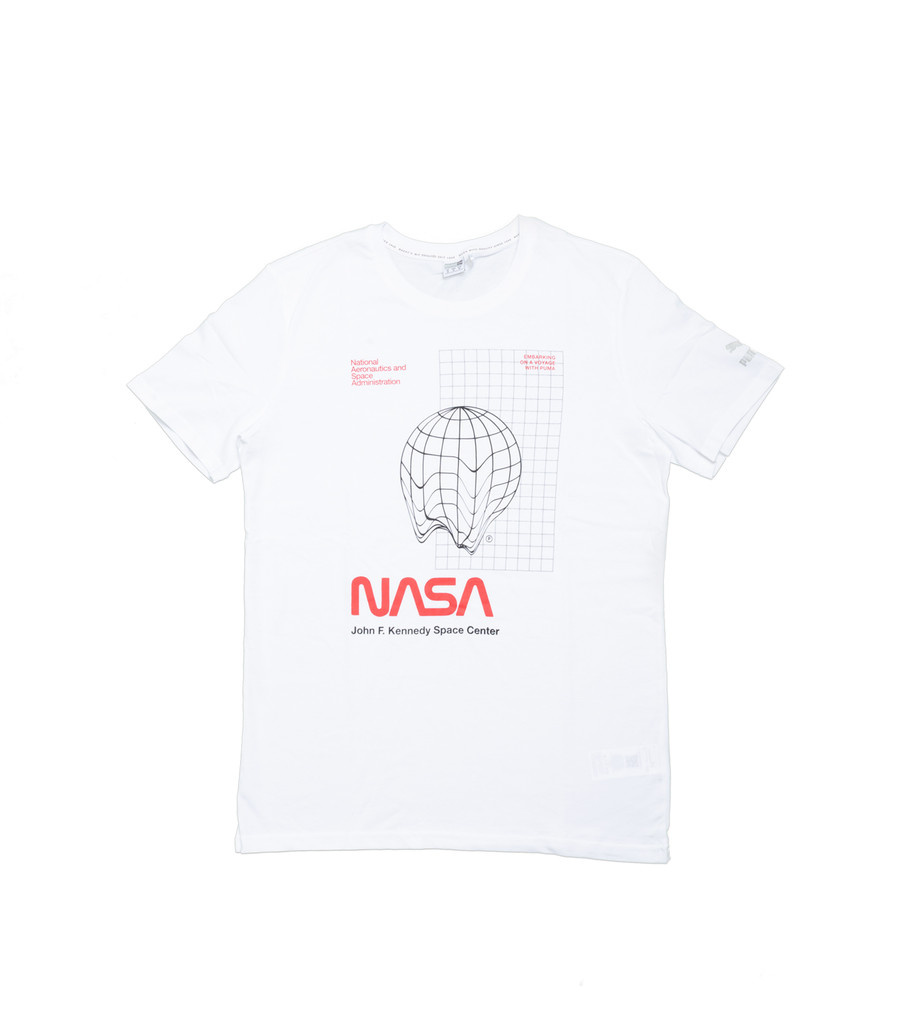 "Puma Space Agency Tee ""White"""