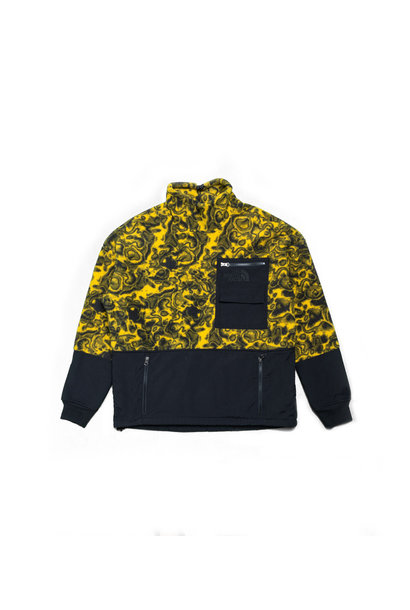 "94 Rage Fleece Jacket ""Leopard Yellow"""