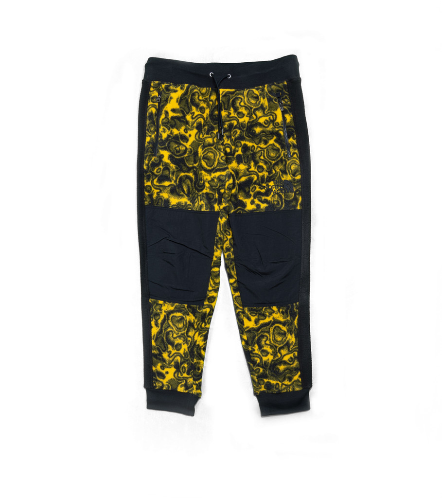 "The North Face 94 Rage Fleece Pant ""Leopard Yellow"""