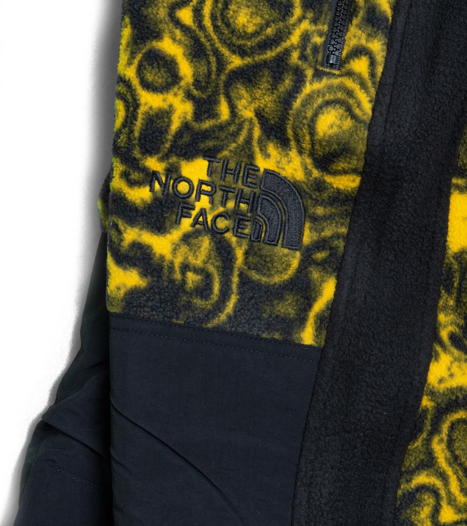 """The North Face 94 Rage Fleece Pant """"Leopard Yellow"""""""