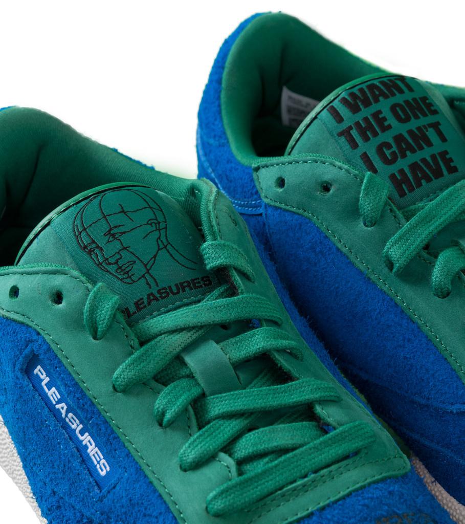 "Club C85 x Pleasures ""Blue/Green""-5"