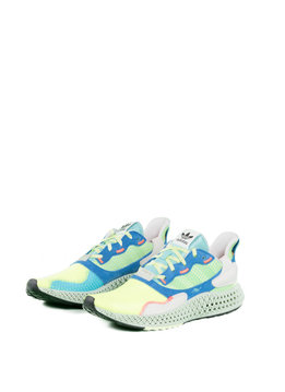 "adidas ZX 4000 4D ""Hi-Res Yellow"""