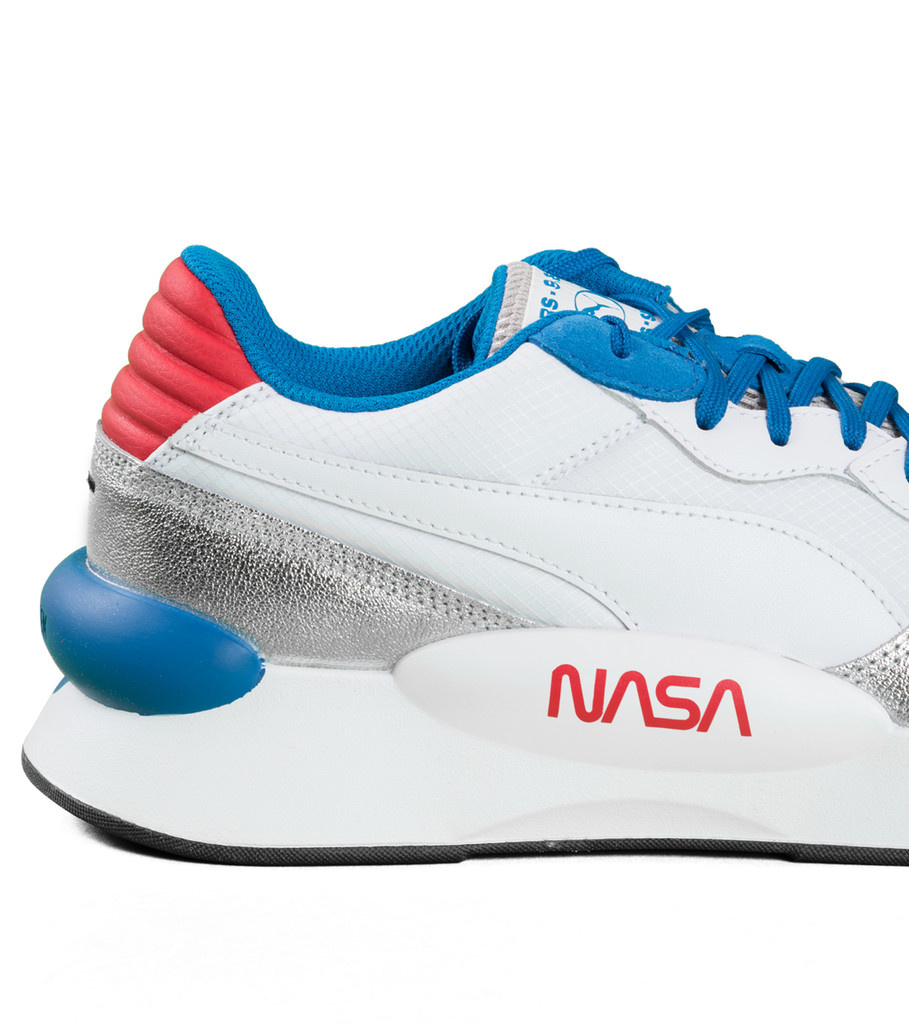 """Puma RS 9.8 X Space Agency """"White/Silver"""""""