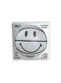 "Chinatown Market Smiley Basketball ""Reflective"""