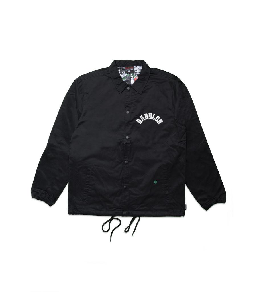 "Babylon LA Sub Rosa Jacket ""Black"""
