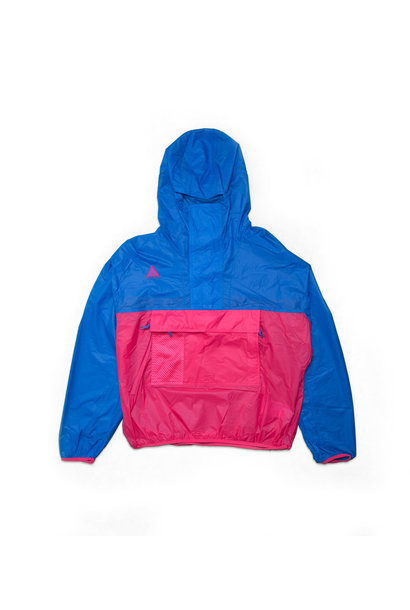 "NRG ACG Anorak Jacket ""Royal/Pink"""