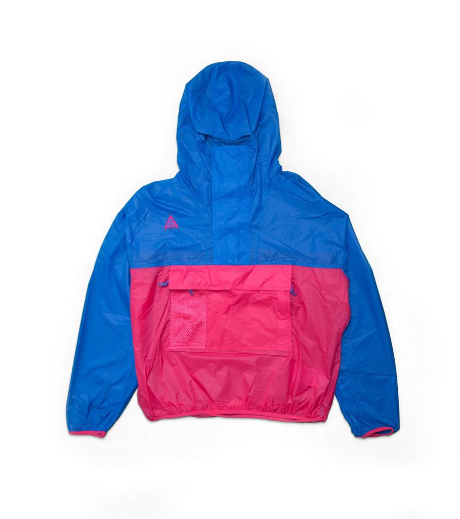 "NRG ACG Anorak Jacket ""Royal/Pink""-1"