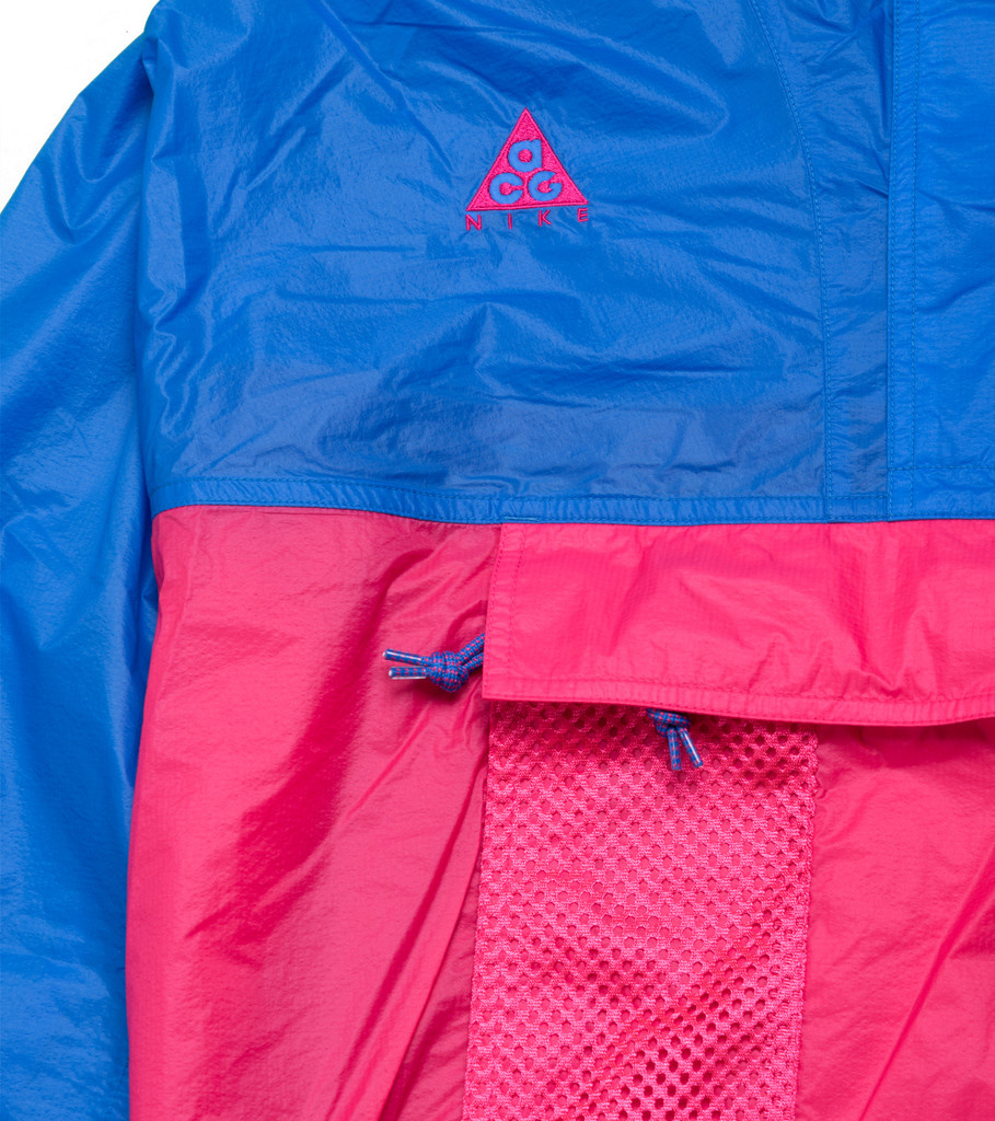 "NRG ACG Anorak Jacket ""Royal/Pink""-3"