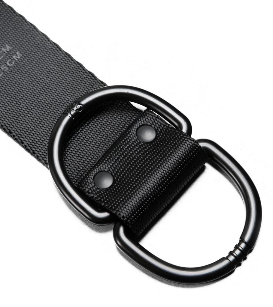 "Y-3 Logo Belt ""Black""-4"